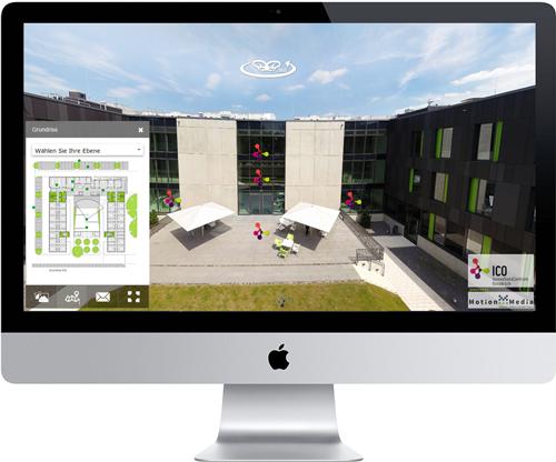 Virtuelle Touren iMac